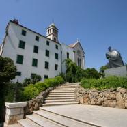 Obľúbená dovolenková destinácia Šibenik