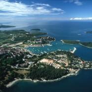 Vrsar – prístav na Istrii