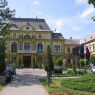 Kúpeľné mesto Nyíregyháza