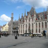 Bruggy – turistický klenot Belgicka