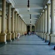 Svetoznáme kúpeľné mesto Karlovy Vary