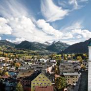 Prvotriedna lyžovačka v Kitzbüheli