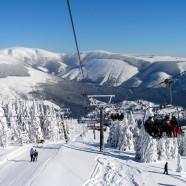 Špindlerův Mlýn – lyžovačka po česky