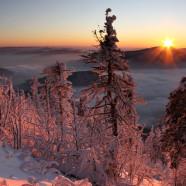 Majestátne Moravsko-sliezske Beskydy