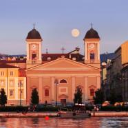 Terst je prímorské mesto, do ktorého sa cestuje za pamiatkami