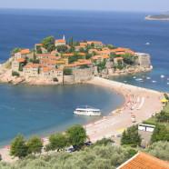 Sprievodca letoviskom Sveti Stefan v Čiernej Hore