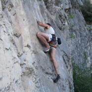 Talianske Arco je hlavné mesto lezenia