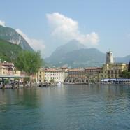 Kúpanie a ubytovanie v Riva del Garda