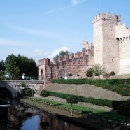 Historická Padova pri Benátkach