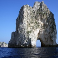Capri je vhodným miestom pre kvalitnú dovolenku