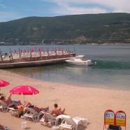 Dlhá pláž a liečivé bahno v čiernohorskom Igale