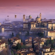 Bergamo – mesto zatienené slávou Milána