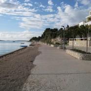 Pláže a ubytovanie v chorvátskej Brodarici