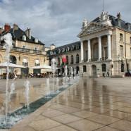 Historický Dijon preslávila horčica