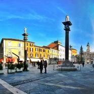 Turistické atrakcie a ubytovanie v talianskej Ravenne
