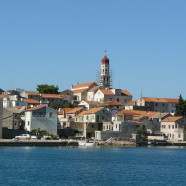 Chorvátska Betina na ostrove Murter