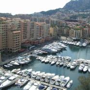 Prepychové Monte Carlo v Monaku