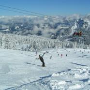 V Nassfelde zažijete jednu z najlepších lyžovačiek v Rakúsku