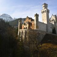 Rozprávkový zámok Neuschwanstein v obci Schwangau