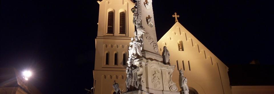 Maďarský Veszprém pri Balatone zaujme pamiatkami