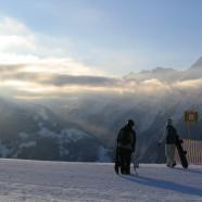 Pri Mayrhofene sa lyžuje po celý rok