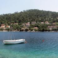 Brna na ostrove Korčula má viacero pekných zátok