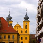 Atrakcie a tipy na nocľah v chorvátskom Osijeku