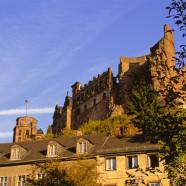 Sprievodca nemeckým Heidelbergom, tipy na atrakcie a nocľah