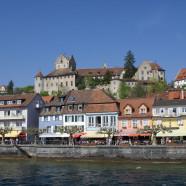Atrakcie nemeckého Konstanzu (Kostnica)
