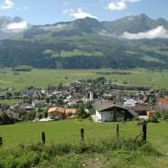 Piesendorf neďaleko Kaprunu vyráža dych prírodnými krásami
