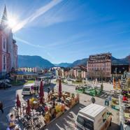 Pútnické miesto a čarovné vianočné trhy v Mariazell