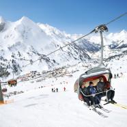 Mimoriadne obľúbené stredisko Obertauern