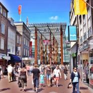 Moderná európska metropola Eindhoven