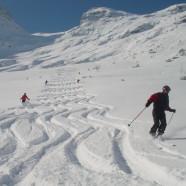 Ako sa lyžuje v prestížnom Lechu?