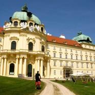 Záhrady a atrakcie v rakúskom Tullne