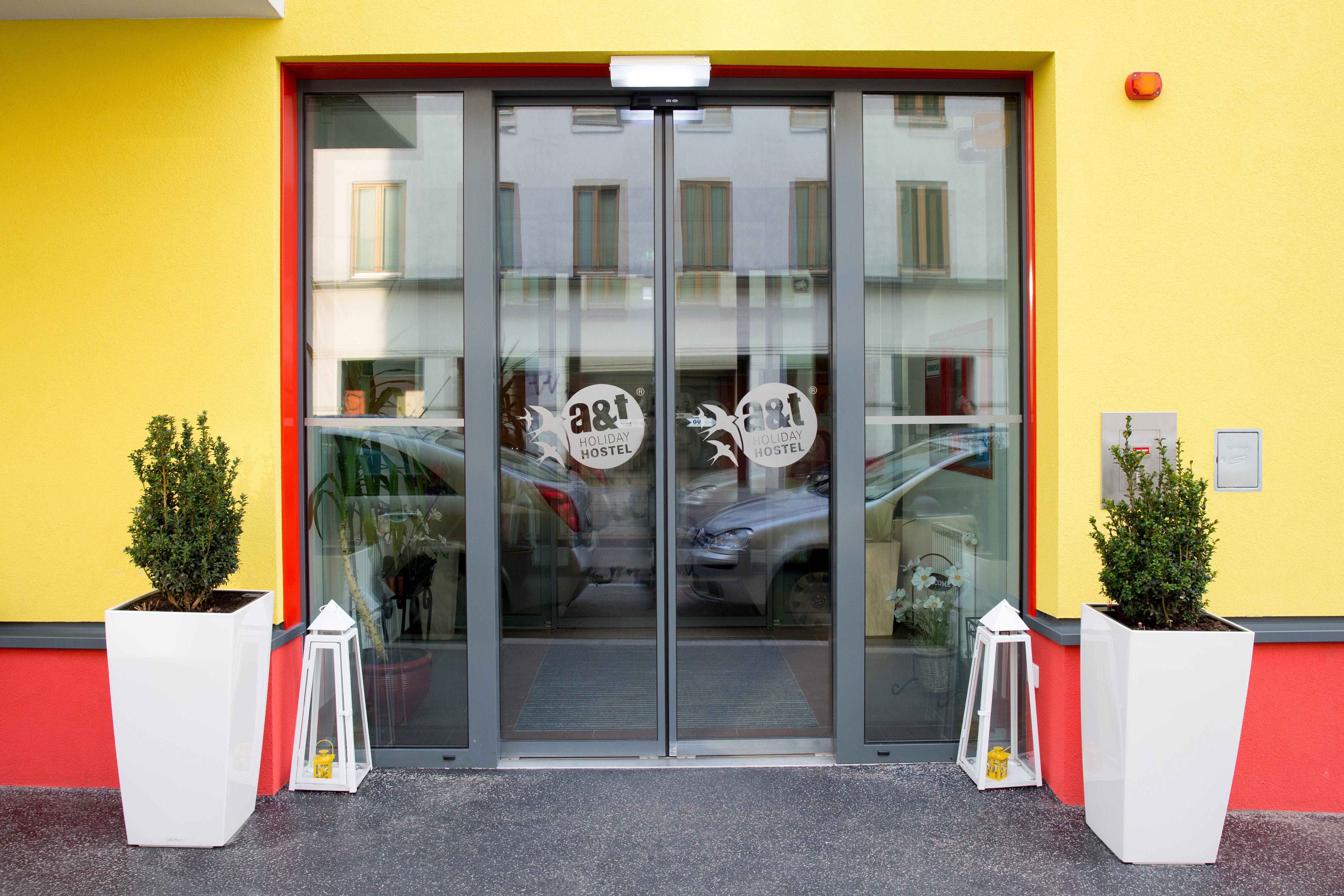 a+t Holiday Hostel, Leibnizgasse 66, 1100 Wien